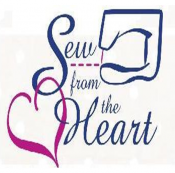 Logo for Sew from the Heart