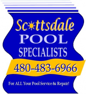 Logo for Scottsdale Pool Specialists