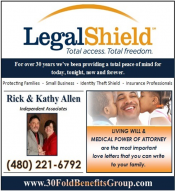 Logo for Legal Shield