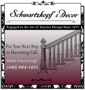 Logo for Schwartzkopf's Decor