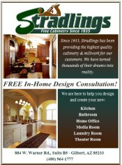 Logo for Stradlings Fine Cabinetry