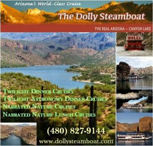 Featured image for The Dolly Steamboat