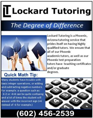Featured image for Lockard Tutoring