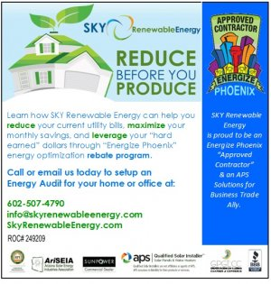 Featured image for SKY Renewable Energy - Home Audits