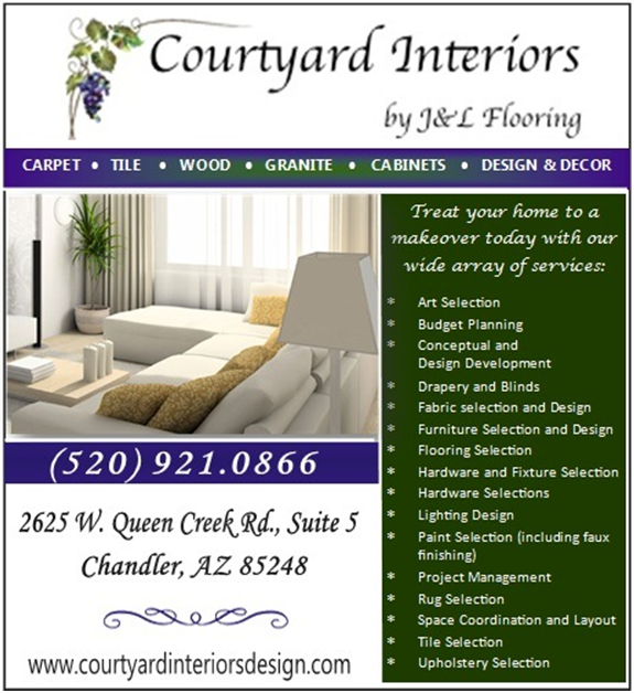 Logo for Courtyard Interiors