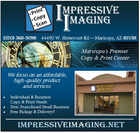 Logo for Impressive Imaging