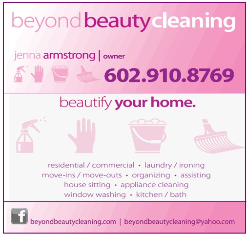 Logo for Beyond Beauty Cleaning
